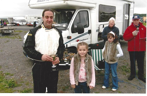 John Clonis class C winner 2006 at Pembrey