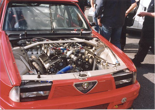 Julian Birley's 75 engine