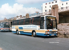 Photo of Grays C103LWA Blackpool 1986