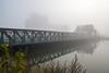 Corporation Bridge and Victoria Flour Mill