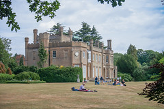 Photo of Nonsuch Park .