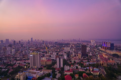 Phnom Penh post-sunset