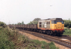 Photo of 02569 31187 March West Junction 13.05.1988