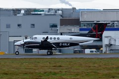 Photo of G-VALK Beechcraft King Air B200