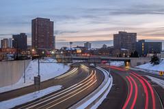 Minneapolis High Rises over 394