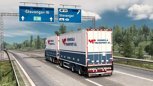 S6 R620 tandem Vennesla