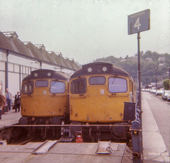 Photo of 27036 & 27039 at Oban, 15 August 1977,