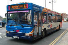 Photo of Stagecoach Dennis Dart SLF 34689 PX05EKZ - Carlisle