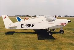 Photo of EI-BKP Zenair CH.200-2 on 1 July 1987  Cranfield