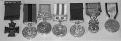 Photo of Vctoria Cross Medal Group to Sergeant William Coffey VC DCM - 34th Regiment ( Border Regiment )