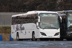Photo of Hunters Executive Coaches Ltd - OO12SOU; Bond Steet, Tullibody; 16-01-2021