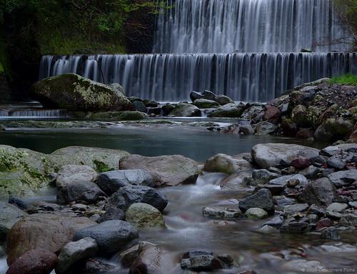 Sukumo River in Hakone Japan