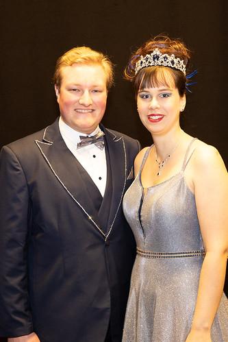 2021: Prinz Anselm I. & Prinzessin Annalena I.