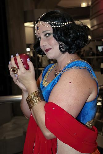 Snow White (Bollywood-style)