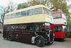 Lowestoft Corporation Transport: 21 GBJ192 AEC Regent II/ECW