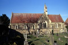 Photo of nyks - st thomas church green hammerton 29-3-2009 JL