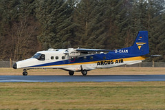 Photo of D-CAAM Dornier Do228-212 EGPH 16-01-21