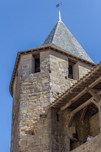 Carcassonne - Château comtal