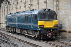 Photo of 92033, Edinburgh Waverley 15.8.18