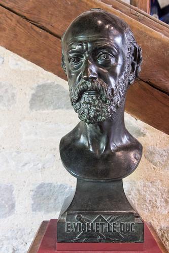Carcassonne - Eugène Viollet-le-Duc