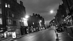 Photo of Brunstfield on a Winter's Night