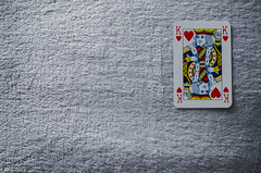 Photo of King of Hearts!!