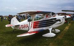 Photo of Christen Eagle II G-TARA