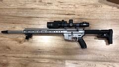 AR15 - Cerakoted Gun Metal Grey