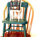 A Sampling of Mrs. Byzantiumbooks' Chair Collection
