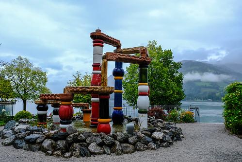 Austria Fountain