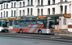 Photo of Wilsons DAF/VH B262MSC Blackpool 1986