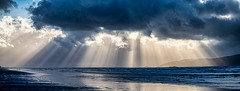 Crepuscular Ray Show