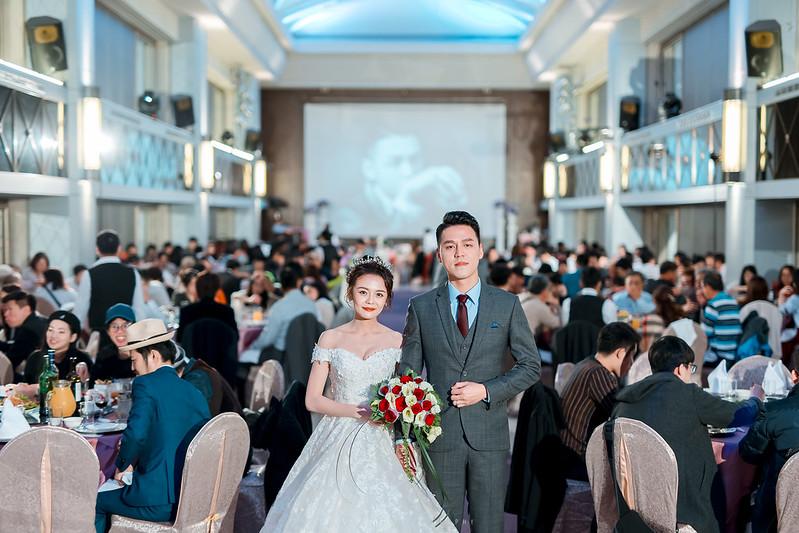 [台北婚攝] Hermes&Miki 早儀午宴 婚禮紀錄 @ 台北和璞飯店 和禧廳| #婚攝楊康