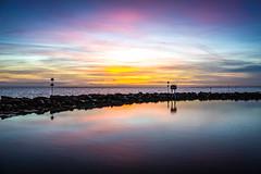 Photo of Lagoon reflection...