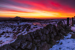 Photo of East Lomond Sunrise
