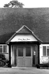 Photo of White Hart Barn / 1990