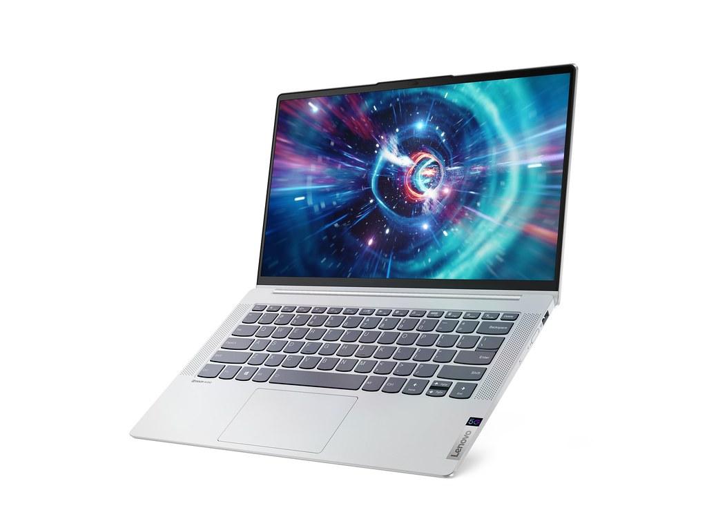 【新聞照片1】CES 2021 Lenovo推出IdeaPad 5G常時連網筆電,採用尖端的 Qualcomm Snapdragon X55 Modem-RF 系統進行連線
