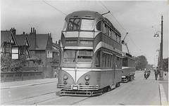 Photo of Blackpool 'Balloon' tram No. ??