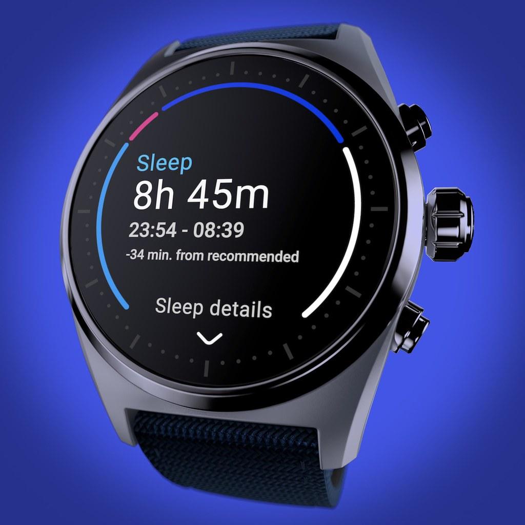 全新萬寶龍Summit Lite智能腕錶_睡眠管理(Sleep)