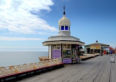 Photo of Pavilion on the north pier, Blackpool