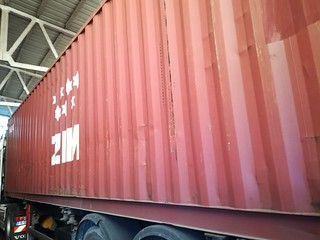 Container per Halifax, NS