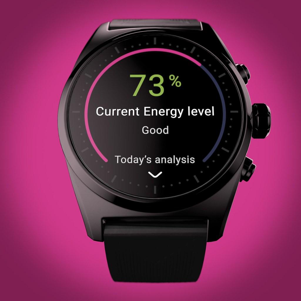 全新萬寶龍Summit Lite智能腕錶_體能(Body Energy)