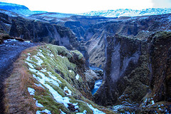 Fjadrargljufur, Iceland, 冰岛