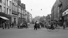 Photo of Humberstone Gate Leicester 1958