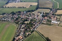 Photo of Worstead aerial image - Norfolk UK