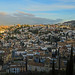 The View from the Alhambra - Granada, Spain