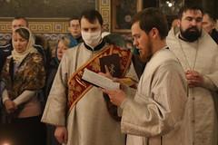 19.01.2021 - Архиерейское богослужение в праздник Крещения Господа Иисуса Христа