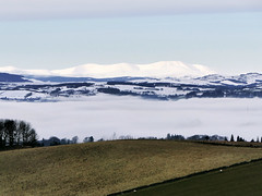 Photo of Strathmore and the Ben y Gloes