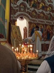 Праздник Крещения в монастыре (1)
