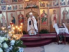 Праздник Крещения в Покровском приходе. 2021.